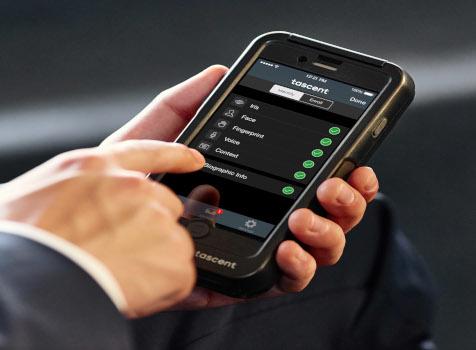 M6 Portable Biometrics Device
