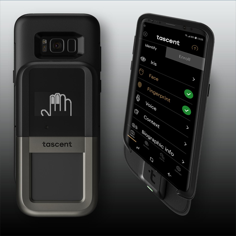 MX Portable Biometrics Device