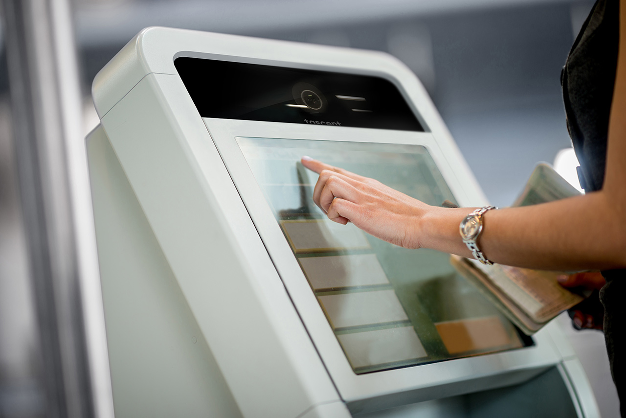 InSight One Self-Service Solutions for Biometrics