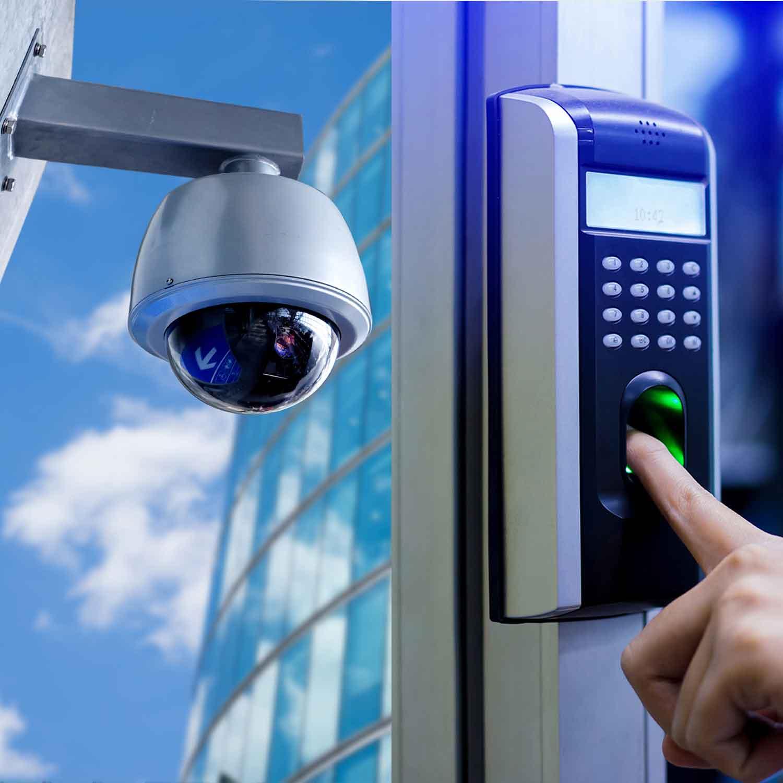 أجهزة البصمة وكاميرات المراقبة وملحقاتها